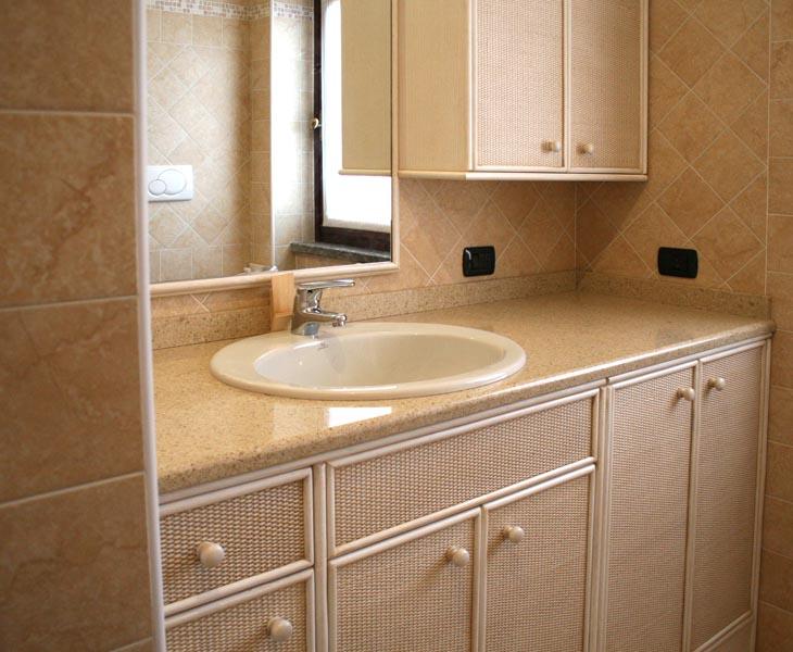 Zona bagno arturo pozzoli - Misure mobili bagno ...